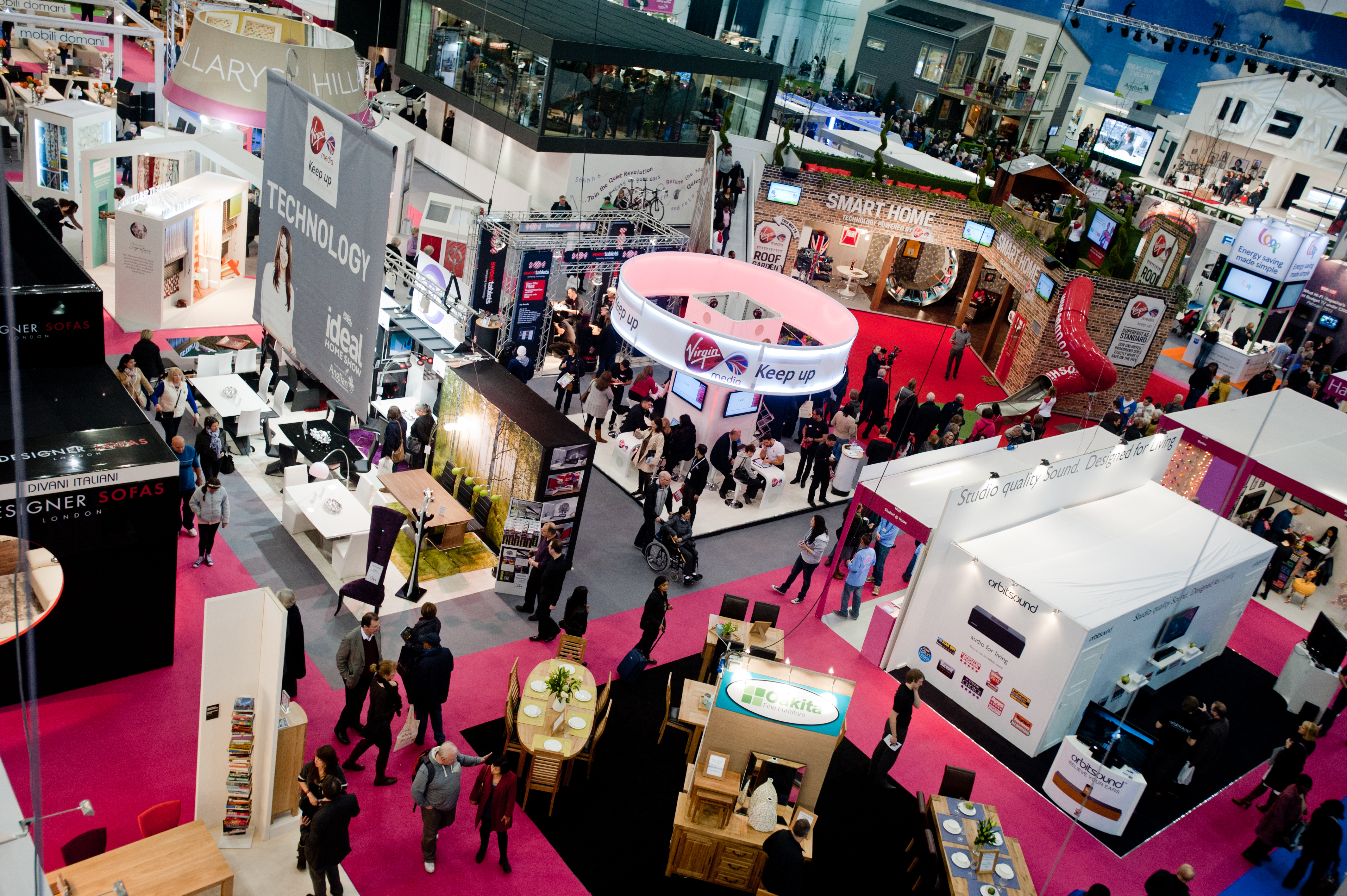 Our approach to event management is unique, we find venues for FREE!